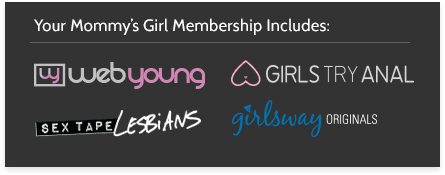 Your membership includes: WebYoung.com, GirlsTryAnal.com, SexTapeLesbians.com and girlsway.com